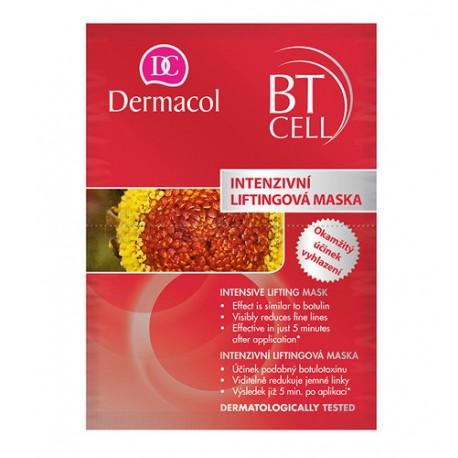 Dermacol BT Cell, Intensive Lifting Mask, veido kaukė moterims, 16g