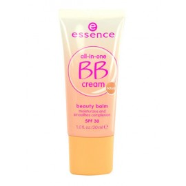 Essence BB kremas SPF 30, kosmetika moterims, 30ml, (02 Natural)