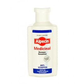 Alpecin Medicinal, Shampoo Concentrate Anti-Dandruff, šampūnas moterims ir vyrams, 200ml