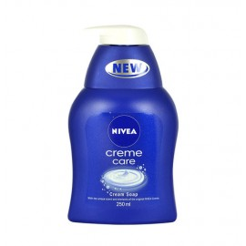 Nivea Creme Care, Care Soap, skystas muilas moterims, 250ml