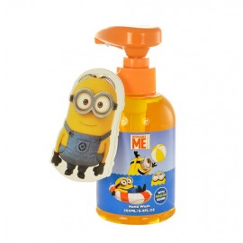 Minions Hand Wash, With Giggling Sound, skystas muilas vaikams, 250ml