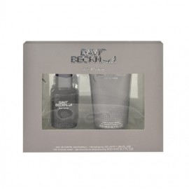 David Beckham Beyond, rinkinys tualetinis vanduo vyrams, (EDT 40ml + 200ml dušo želė)