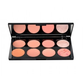 Makeup Revolution London Blush Palette, skaistalai moterims, 13g, (Hot Spice)