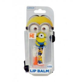 Minions Lip Balm, lūpų balzamas vaikams, 4,5g, (Banana)