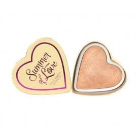 Makeup Revolution London I Heart Makeup, Summer Of Love, bronzantas moterims, 10g, (Summer Of Love)