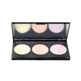 Makeup Revolution London Highlighting Powder Palette, skaistinanti priemonė moterims, 15g