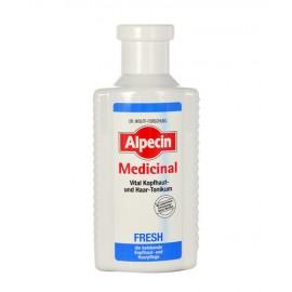 Alpecin Medicinal Fresh, Scalp And Hair Tonic, plaukų serumas moterims ir vyrams, 200ml