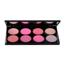 Makeup Revolution London Ultra Blush Palette, skaistalai moterims, 13g, (All About Pink)