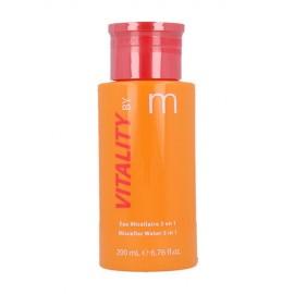 Matis Vitality By M, 3 in 1, micelinis vanduo moterims, 200ml