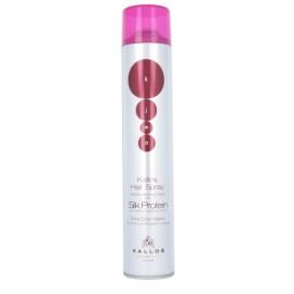Kallos Cosmetics KJMN, Silk Protein, plaukų purškiklis moterims, 750ml