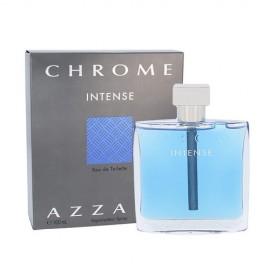 Azzaro Chrome, Intense, tualetinis vanduo vyrams, 100ml