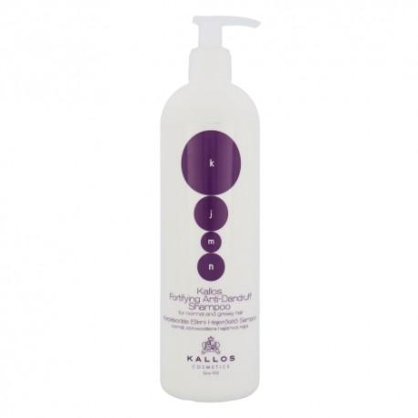 Kallos Cosmetics KJMN, Fortifying Anti-Dandruff, šampūnas moterims, 500ml