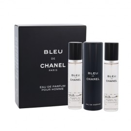 Chanel Bleu de Chanel, kvapusis vanduo vyrams, 3x20ml