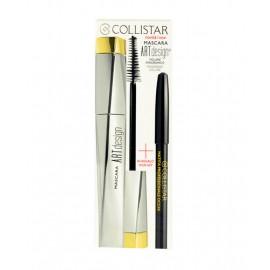 Collistar Art Design, blakstienų tušas moterims, 12ml, (Extra Black)