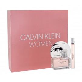 Calvin Klein Calvin Klein Women, rinkinys kvapusis vanduo moterims, (EDP 50 ml + EDP 10 ml)