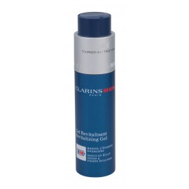 Clarins Men, Revitalizing Gel, veido želė vyrams, 50ml