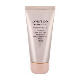 Shiseido Benefiance Wrinkle Resist 24, rankų kremas moterims, 75ml