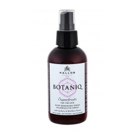 Kallos Cosmetics Botaniq, Superfruits, plaukų balzamas moterims, 150ml