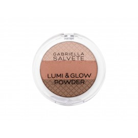 Gabriella Salvete Lumi & Glow, bronzantas moterims, 9g, (01)
