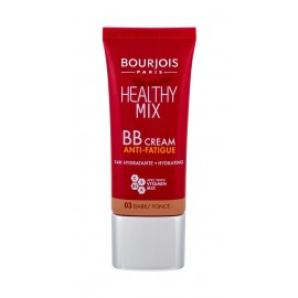 BOURJOIS Paris Healthy Mix, Anti-Fatigue, BB kremas moterims, 30ml, (03 Dark)