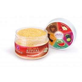 Dermacol Aroma Ritual, Apple & Cinnamon, kūno pilingas moterims, 200g