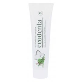 Ecodenta Toothpaste, Multifunctional, dantų pasta moterims ir vyrams, 100ml