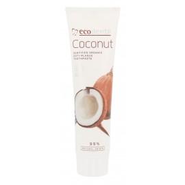 Ecodenta Organic, Anti-Plaque, dantų pasta moterims ir vyrams, 100ml