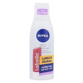 Nivea Sensitive 3in1 Micellar Cleansing Water, rinkinys micelinis vanduo moterims, (micelinis vanduo
