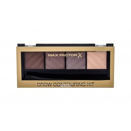Max Factor Brow Contouring Kit, dažų paletė antakiams moterims, 1,8g