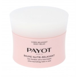 PAYOT Corps Relaxant, Ultra-Nourishing Melt-In Care, kūno balzamas moterims, 200ml