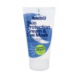 RefectoCil Skin Protection, Cream & Eye Mask, blakstienų priežiūrai moterims, 75ml