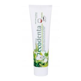 Ecodenta Toothpaste, Whitening ANTI Coffee & Tobacco, dantų pasta moterims ir vyrams, 100ml