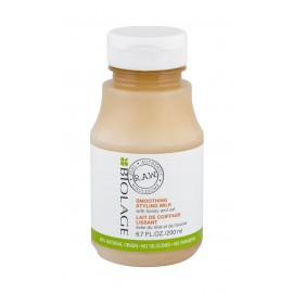 Matrix Biolage R.A.W., Smoothing Styling Milk, plaukų glotninimui moterims, 200ml
