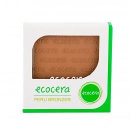 Ecocera Bronzer, bronzantas moterims, 10g, (Peru)