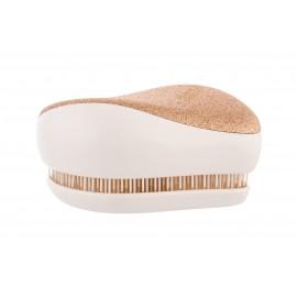 Tangle Teezer Compact Styler, plaukų šepetys moterims, 1pc, (Gold Starlight)