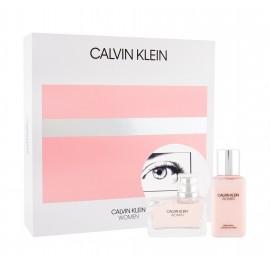 Calvin Klein Calvin Klein Women, rinkinys kvapusis vanduo moterims, (EDP 50 ml + kūno losjonas 100