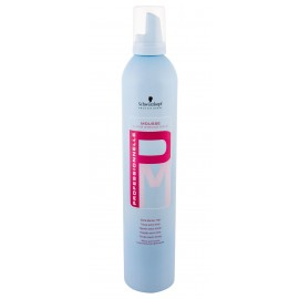 Schwarzkopf Professionnelle, Super Strong Hold, plaukų putos moterims, 500ml