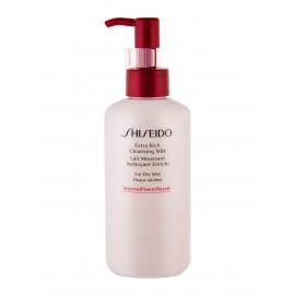 Shiseido Essentials, Extra Rich, prausiamasis pienelis moterims, 125ml