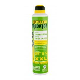 PREDATOR Repelent, XXL Spray, Repelentas moterims ir vyrams, 300ml