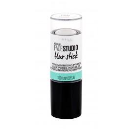 Maybelline FaceStudio, Master Blur Stick, makiažo pagrindo bazė moterims, 9g, (100 Universal)