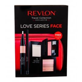 Revlon Prime + Anti Shine, Photoready, rinkinys makiažo pagrindo bazė moterims, (Primer 14,2 g +