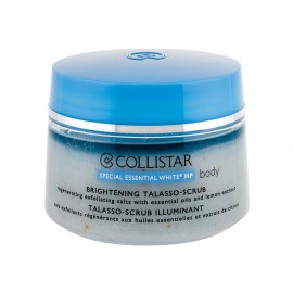 Collistar Special Essential White HP, Talasso-Scrub Illuminant, kūno pilingas moterims, 700g
