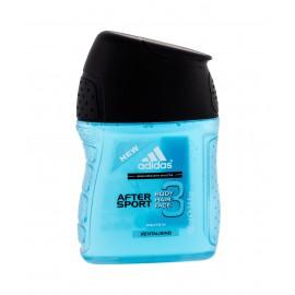 Adidas After Sport, 3in1, dušo želė vyrams, 100ml