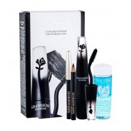 Lancôme Extreme, Grandiose, rinkinys blakstienų tušas moterims, (blakstienų tušas 10 ml + akių