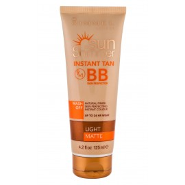 Rimmel London Sun Shimmer, 9in1, BB kremas moterims, 125ml, (Light Matte)