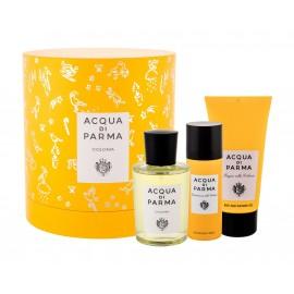 Acqua di Parma Colonia, rinkinys Eau de odekolonas moterims ir vyrams, (EDC 100 ml + dušo želė 75