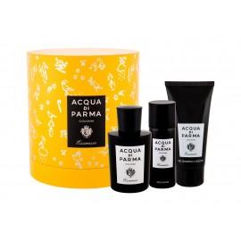 Acqua di Parma Colonia Essenza, rinkinys Eau de odekolonas vyrams, (EDC 100 ml + dušo želė 75 ml