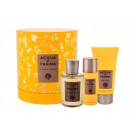 Acqua di Parma Colonia Intensa, rinkinys Eau de odekolonas vyrams, (EDC 100 ml + dušo želė 75 ml
