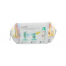 NUXE Beauty-Revealing, Aquabella, rinkinys veido želė moterims, (Moisturizing emulsija 50 ml +