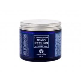 Renovality Original Series, Lavender Body Peeling, kūno pilingas moterims, 200ml